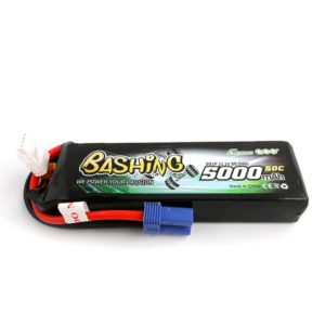 5000mah batería 3s 50c rc crawler