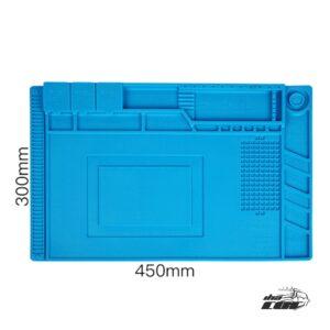 Almohadilla de Silicona KAISI 45X30 cm MODELO PREMIUM Resistente al Calor