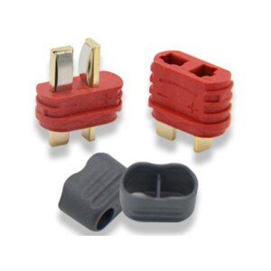 comprar mas barato Conector Amass-nuevo-deslizamiento-forrado-T-plug-conector-para-RC-Lipo-bateria