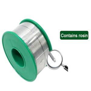 comprar mas barato Estano-para-soldadura-Zhengxi-SIN-PLOMO-993-Sn-07-Cu-0.8mm-Flujo-de-Colofonia-2-100-gr.-1