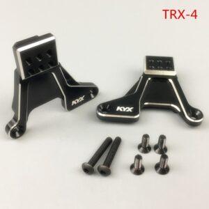 KYX 1/10 CNC Torre Trasera de Amortiguador para TRX-4
