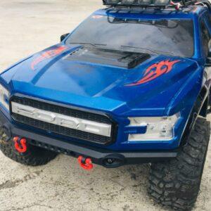 KYX Partes del Cuerpo Duro TRX-4 Ford Raptor DIY