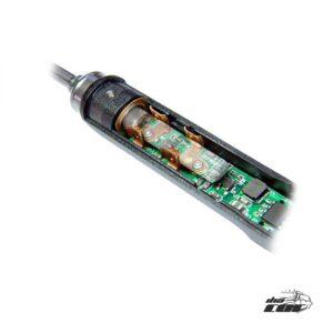 Mini Estación de Soldadura TS100 LED DC 5525 programable y digital