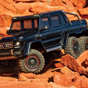 Traxxas TRX-6 Mercedes-Benz G 63 AMG