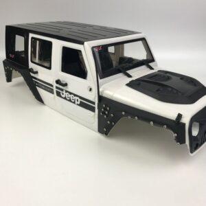 KYX Guardabarros Land Rover Defender SCX10 - SCX10II