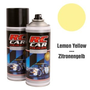 Lexan Spray Amarillo Limón Nr. 020 150ml