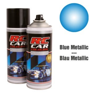 Lexan Spray Metallic Blue No. 932 150ml
