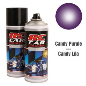 Lexan Spray Candy Ice Purple 150ml