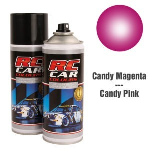 Lexan Spray Ice Candy Magenta No.1022 150ml