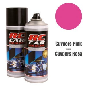 Lexan Spray Cuypers Rosa No. 1009 150ml