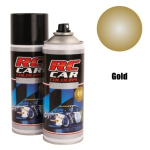 Lexan Spray Metallic Gold Nr 910 150ml