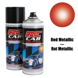 Lexan Spray Metallic Red No. 937 150ml
