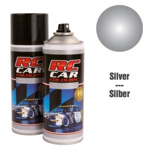 Lexan Spray Metallic Silver No. 933 150ml
