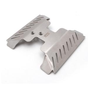Repuesto KYX Protector de placa de deslizamiento Para Axial Capra