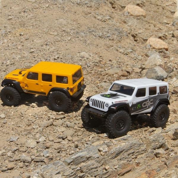 mejores precios rc crawler jeep