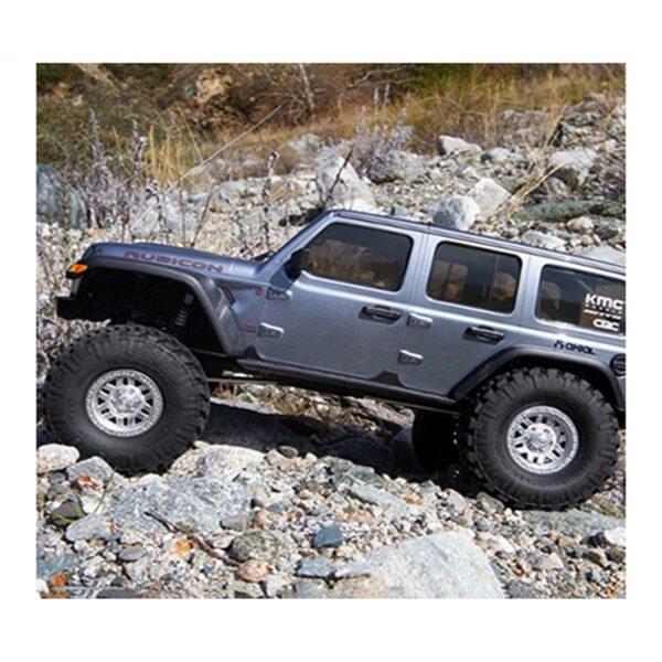 AXIAL 1/10 SCX10 III Jeep JLU Wrangler Rubicom 4WD Kit