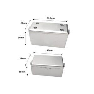 comprar mejor precio Set Decoración cajas de herramientas CJG Plástico duro alta calidad