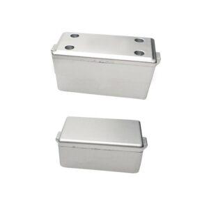 comprar mas barata Set Decoración cajas de herramientas CJG Plástico duro alta calidad plateado envio rapido desde españa